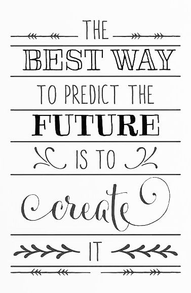 Create The Future Decal