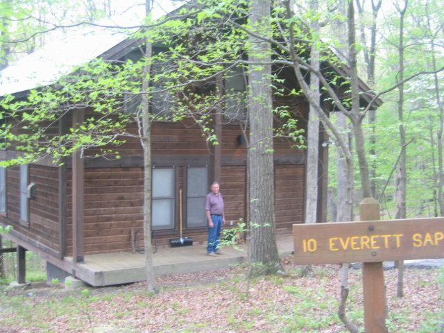 Family Cabin At Brown County State Park Accomodations