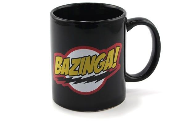 Bazinga - The Big Bang Theory Mug