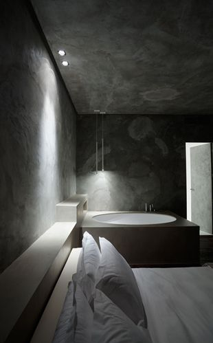 Online Interior Design Schools on Davide Groppi   Bedroom Interior