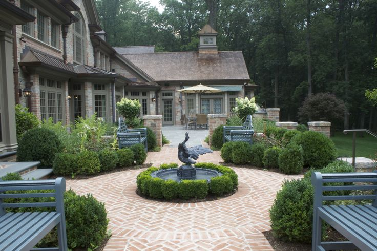 Master Bedroom Garden Hedges Landscape Design Pinterest