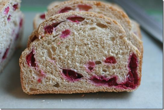 Cranberry Bread | Bread & Rolls Recipes (Sweet) | Pinterest
