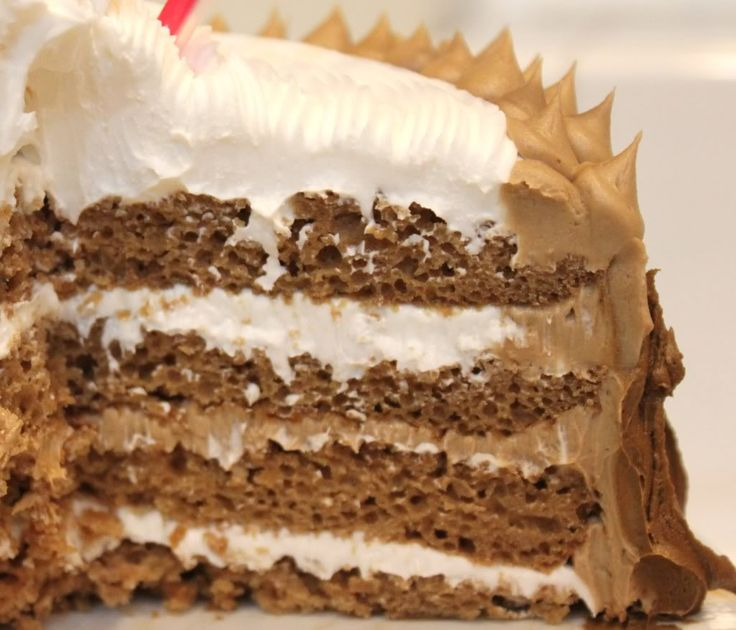 Root Beer Float Cake | Now That's a Cake | Pinterest