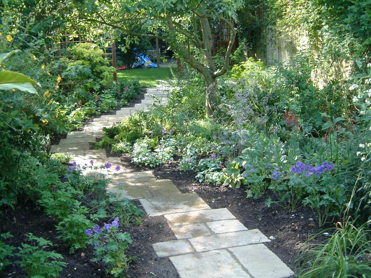 Woodland garden pictures ideas photograph woodland gardens for Woodland garden designs