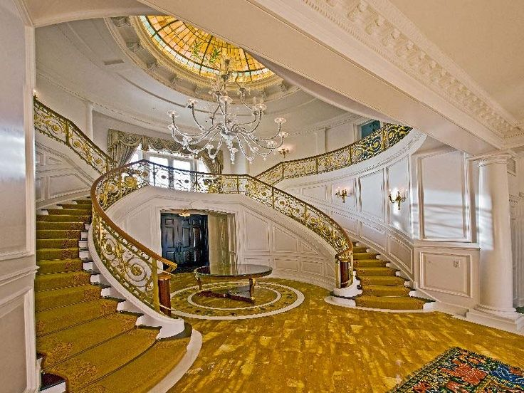 Luxury staircases luxury stairs aaa arch stairs and for Luxury staircases
