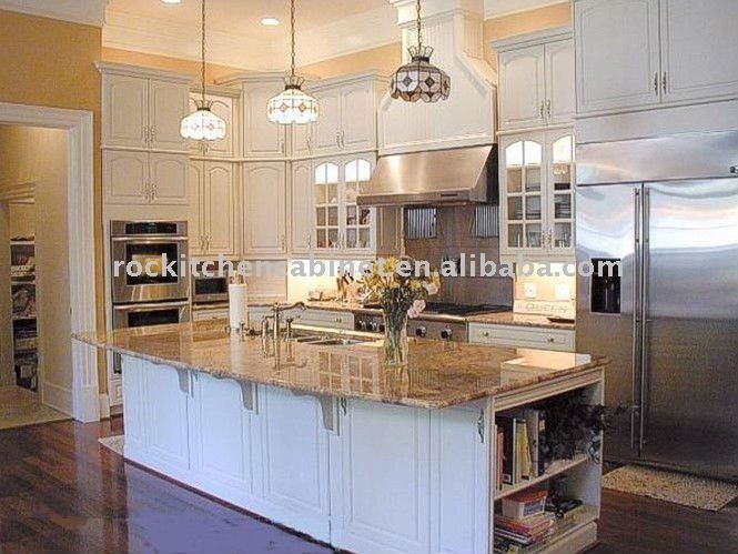 best selling solid wood kitchen cabinet home pinterest