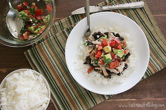 Burrito Bowls | Recipe
