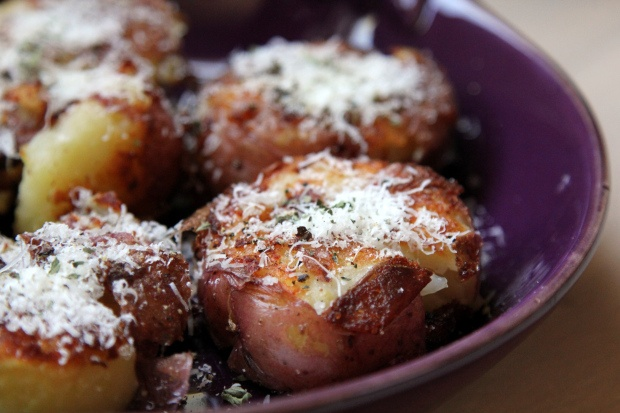 ... lori s skillet dill potato skillet smashed potato es smashed potato es