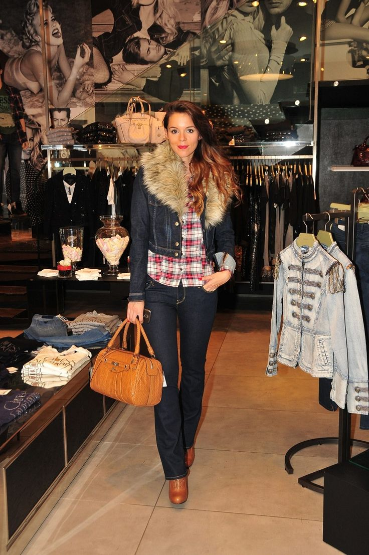 #fashion #fashionista Irene jeans fantasia Irene's Closet - Fashion blogger outfit e streetstyle: Irene's Closet for GUESS: l'evento di Torino
