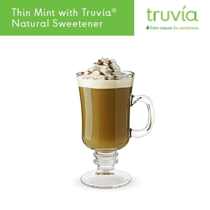 Pin by Truvia® sweetener products on Happy drinks. | Pinterest