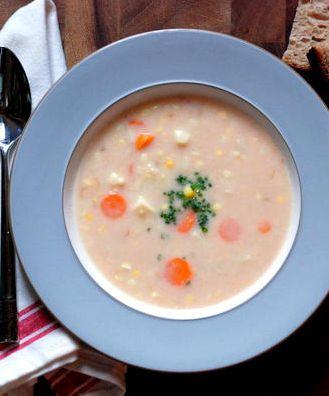 The BEST Corn Chowder | Numa nums! | Pinterest