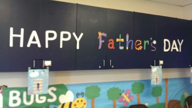 father's day classroom projects