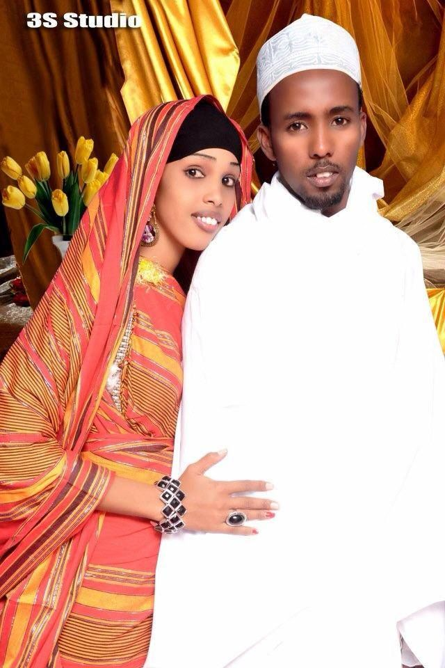Somali couples .. <3