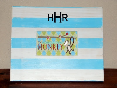 handmade personalized wooden frame