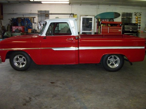 1966 Chevy C 10 Truck Old Pickups Amp Trucks Pinterest
