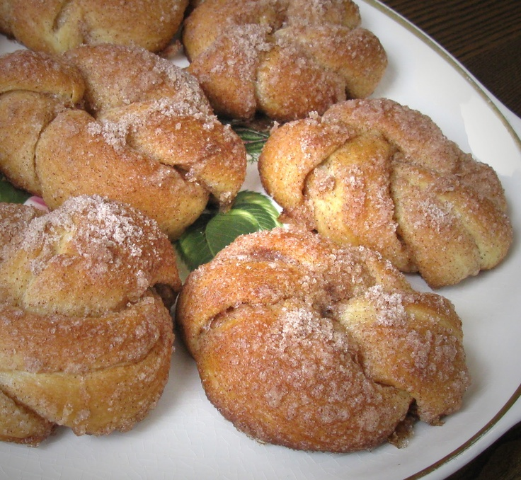 Cinnamon Knots Recipes — Dishmaps
