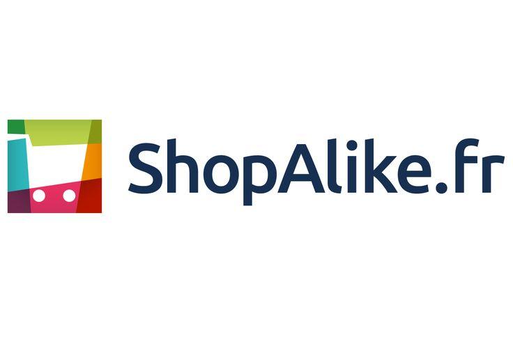 Shopalike logo design identity and branding pinterest for Pinterest fr