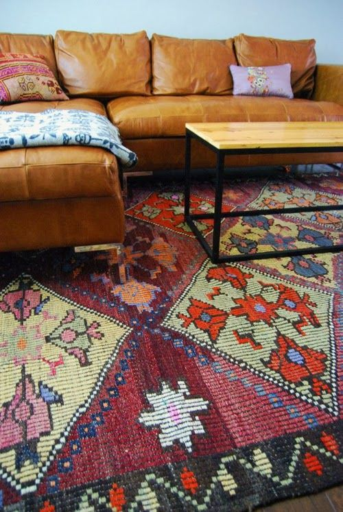 Decoracion Kilim ~ Decora con  Alfombras Kilim  Decoraci?n interiores  Pinterest
