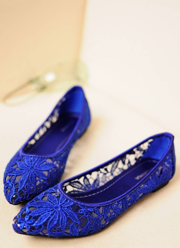 Blue flats great to dress up or down shoes pinterest for Blue shoes for wedding dress