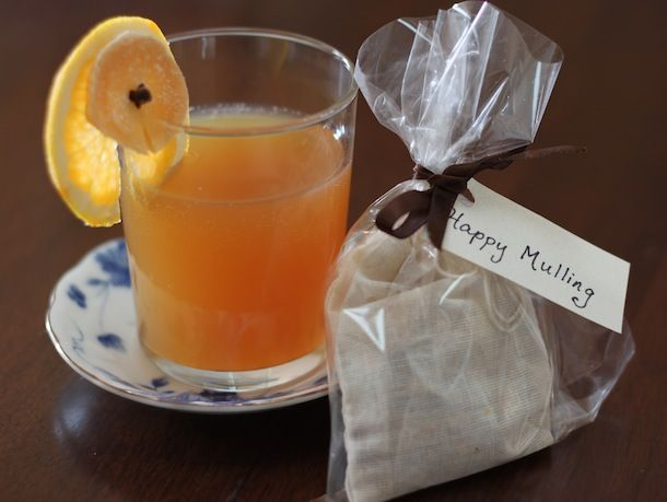 Mulled Apple Cider | Recipe