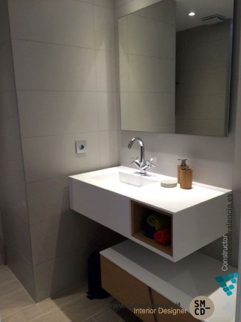 Muebles De Baño PorcelanosaVista mueble de baño de la marca #