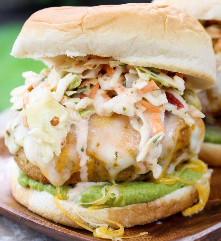 Chipotle-Bacon Turkey Burger Recipes — Dishmaps
