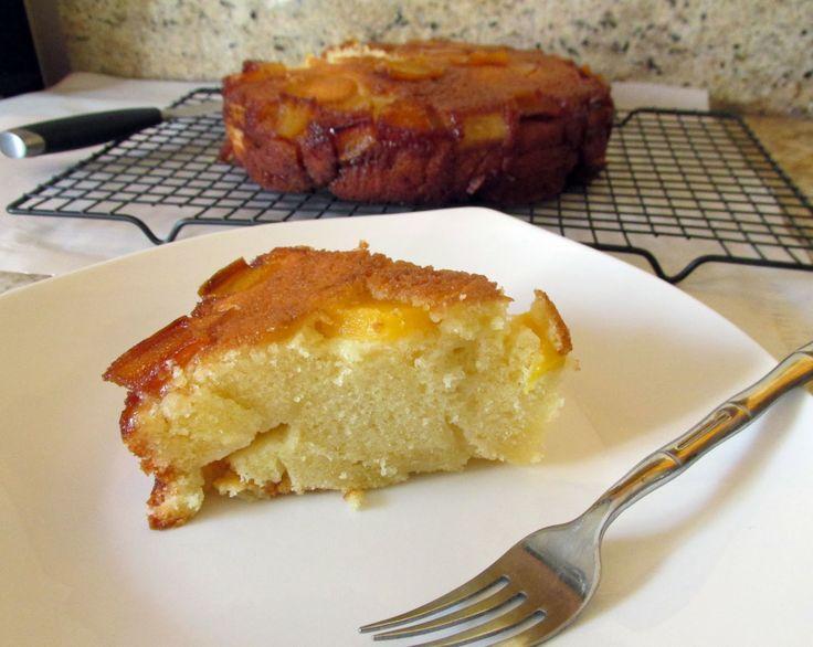 Pineapple-Mango Upside-Down Cake Recipe — Dishmaps