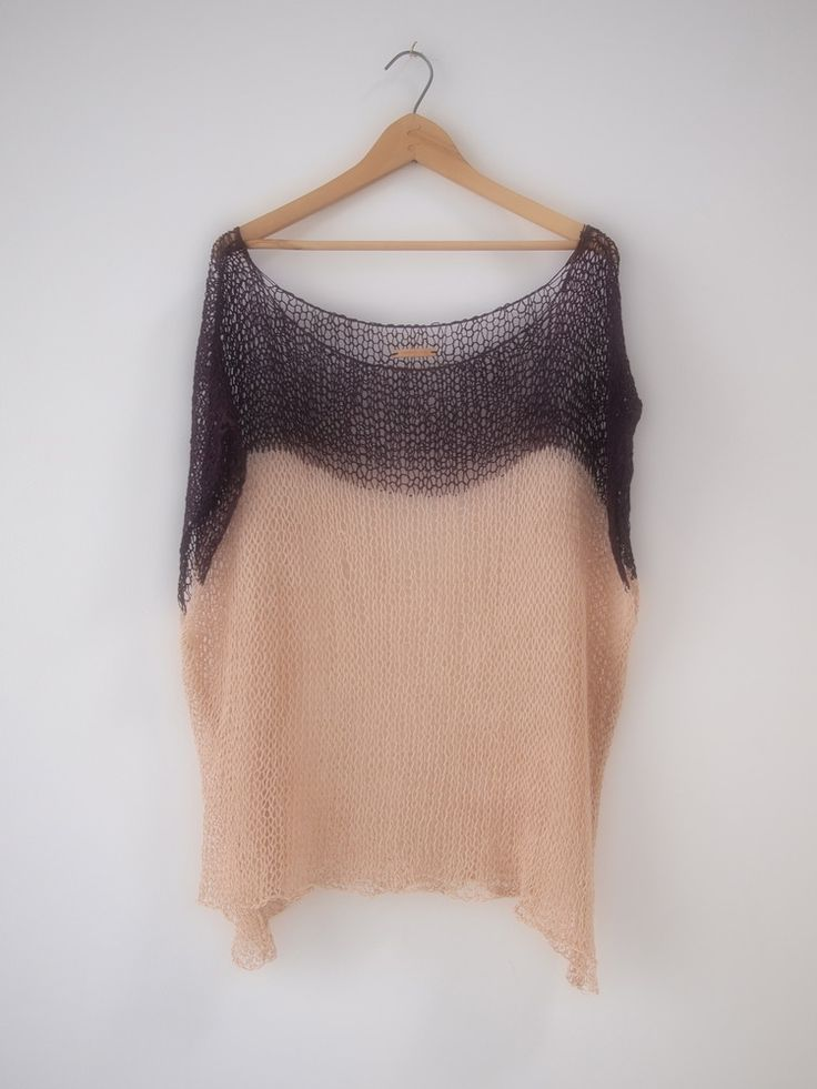 by hendrik lou | Color Block Tunic | nude