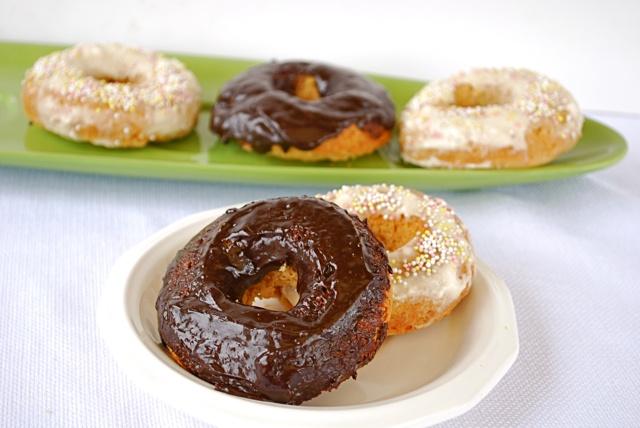 Baked Doughnuts   Recipes   Pinterest