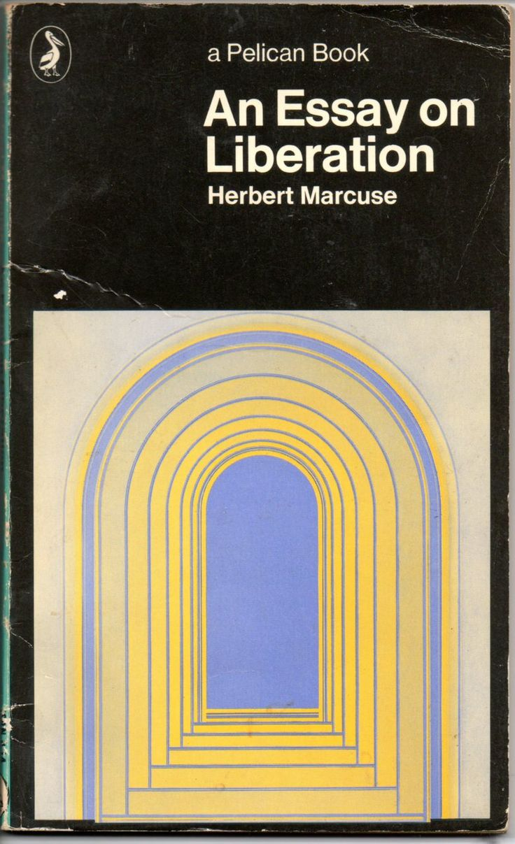 herbert marcuse an essay on liberation