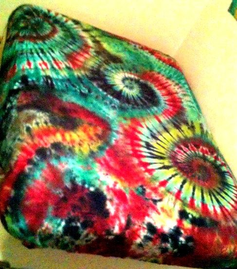 made to order tie dye bed sheets