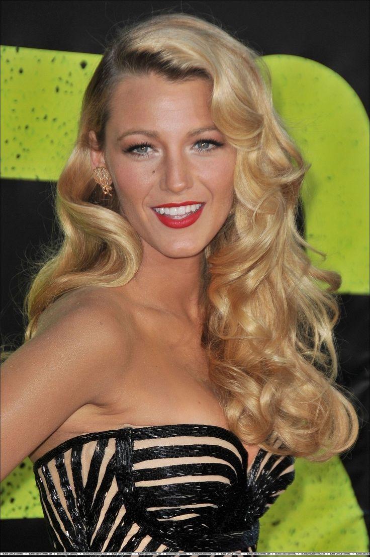 Braided Updo Hairstyles: Blake Lively Hair forecasting