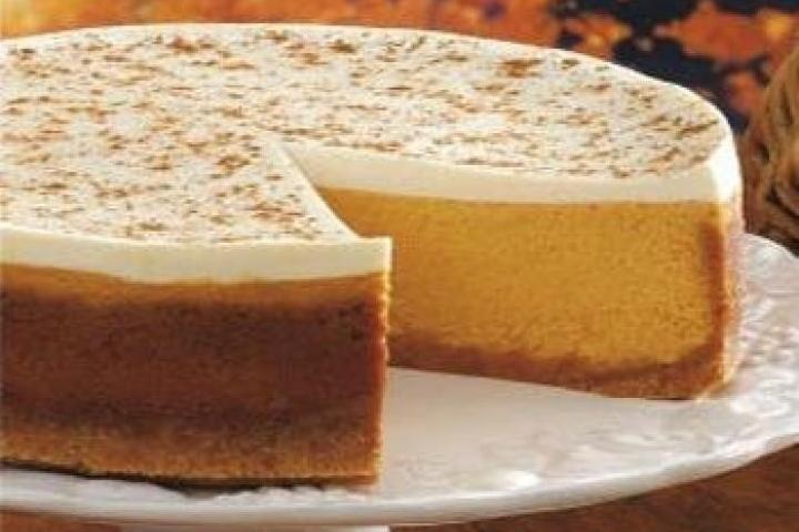 topping lemon cheesecake with gingersnap crust peach cheesecake with ...