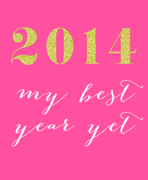 New Year, new direction :: 4 steps to make 2014 your best year yet