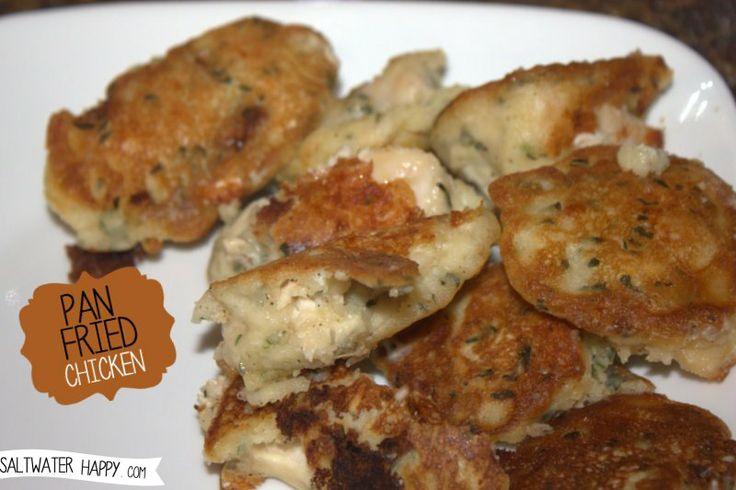 Pan Fried Chicken | Recipes: Chicken | Pinterest