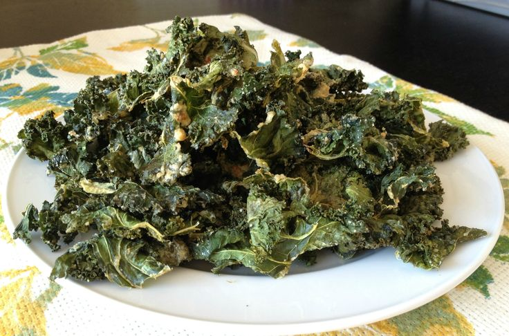 Easy Kale Chip Recipe — Dishmaps