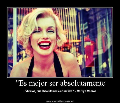 marilyn monroe citas quotes in spanish pinterest