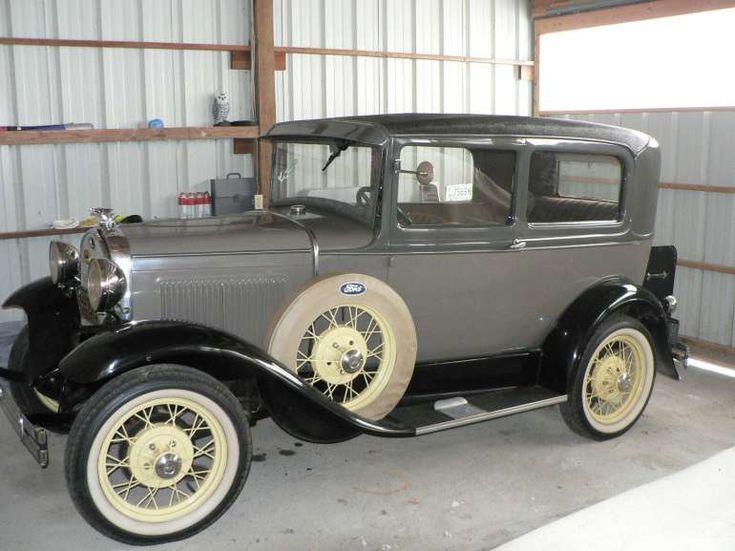 Ford Model A Tudor Craigslist