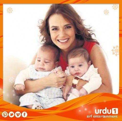 Deniz Çakır , Sanam with her babies , aren't they so adorable?