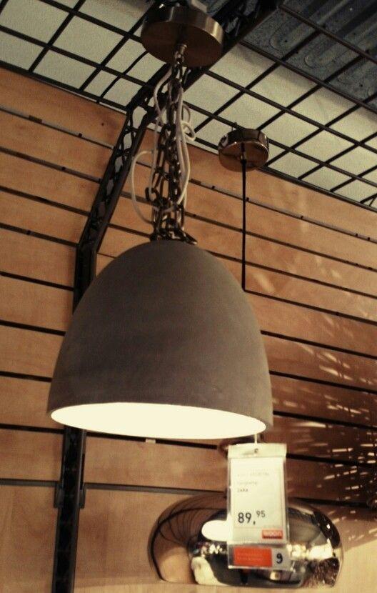 Industriele lamp, net anders  BIJ.BOON.  Pinterest
