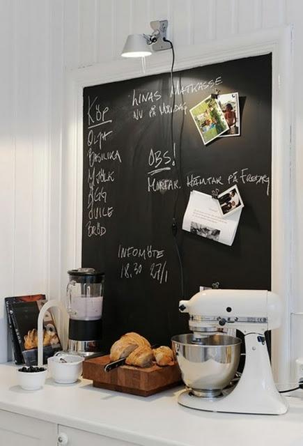 Kitchen chalkboard so perfect bestideaever pinterest for Chalkboard for kitchen