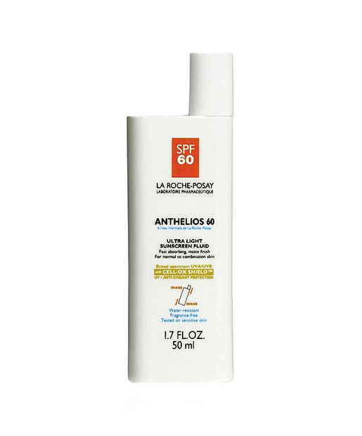 no 1 la roche posay anthelios 60 ultra light sunscreen fluid. Black Bedroom Furniture Sets. Home Design Ideas