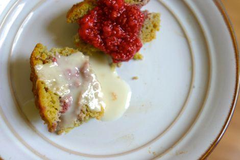 ... raspberry chia jam! grain free, gluten free, super tasty [primal bites
