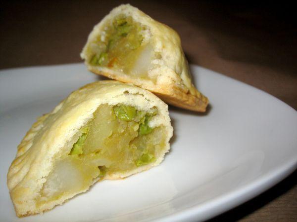 Curry Potato Empanadas | Recipes | Pinterest