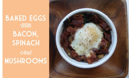 ... .com/sunday-brunch-baked-eggs-with-bacon-spinach-and-mushrooms