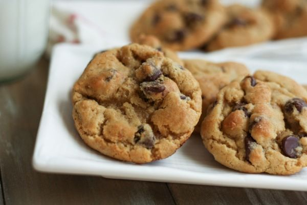 New York Times Chocolate Chip Cookies from The Little Kitchen (http ...