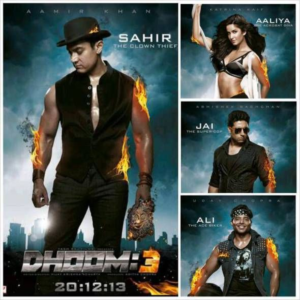 Dhoom 3 full movie