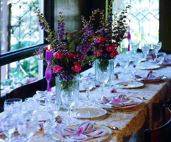 tablescape idea tablescapes pinterest
