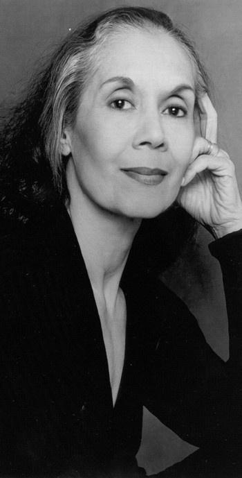 The legendary Carmen de Lavallade, 82