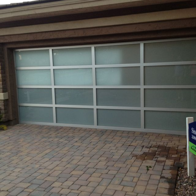 frosted glass garage door frosted glass garage door home